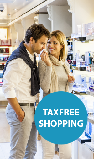 Taxfree shopping