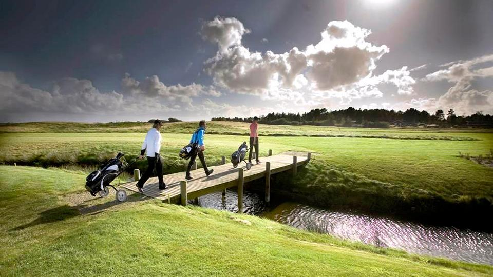 Feriecenter Enjoy Resorts ll Rømø Golfbane