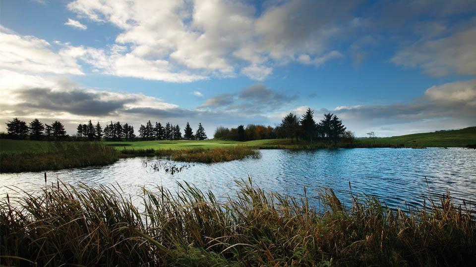 Vakker natur rundt Himmerland Golf & Spa Resort
