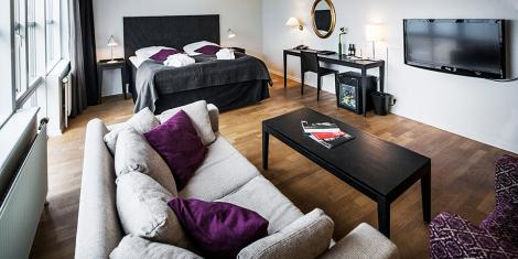 First Hotel Aalborg rom